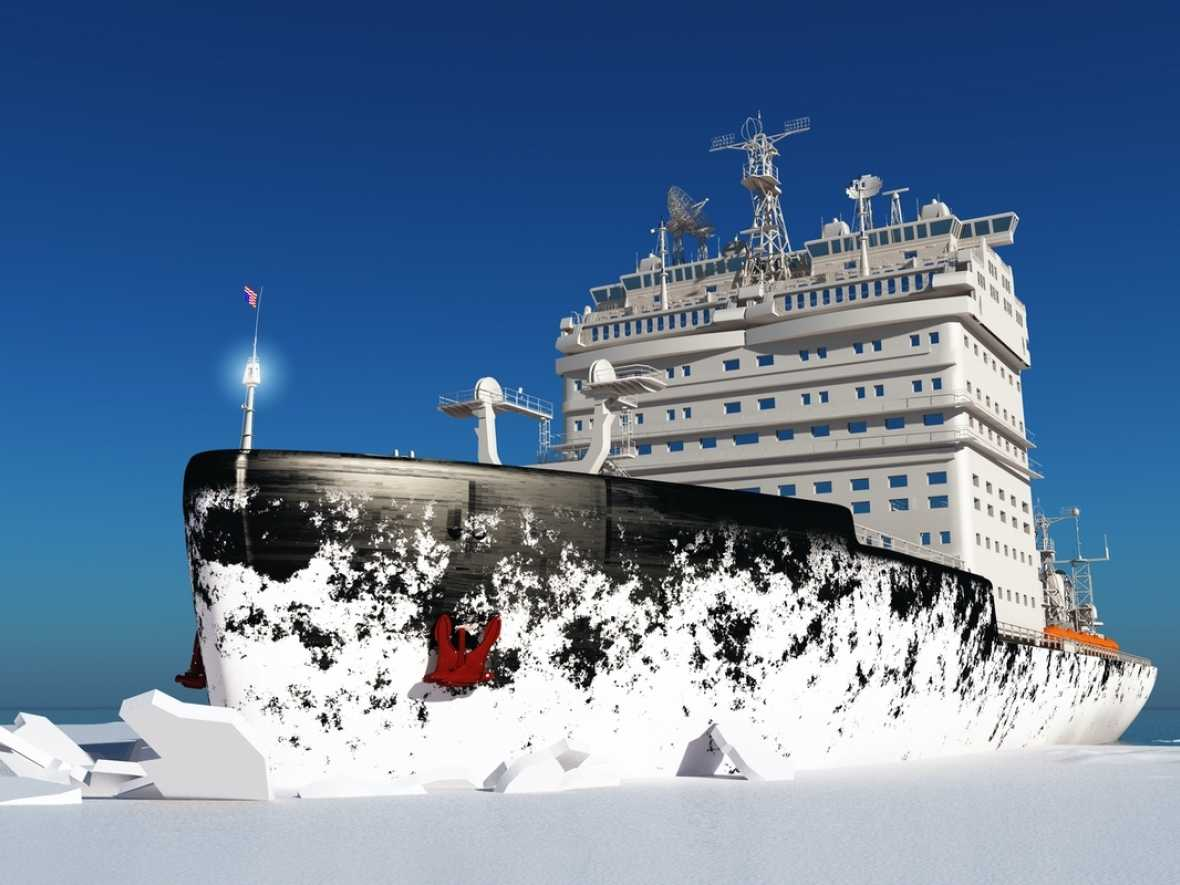 NGO attacks IMO plans for HFO in Arctic ban