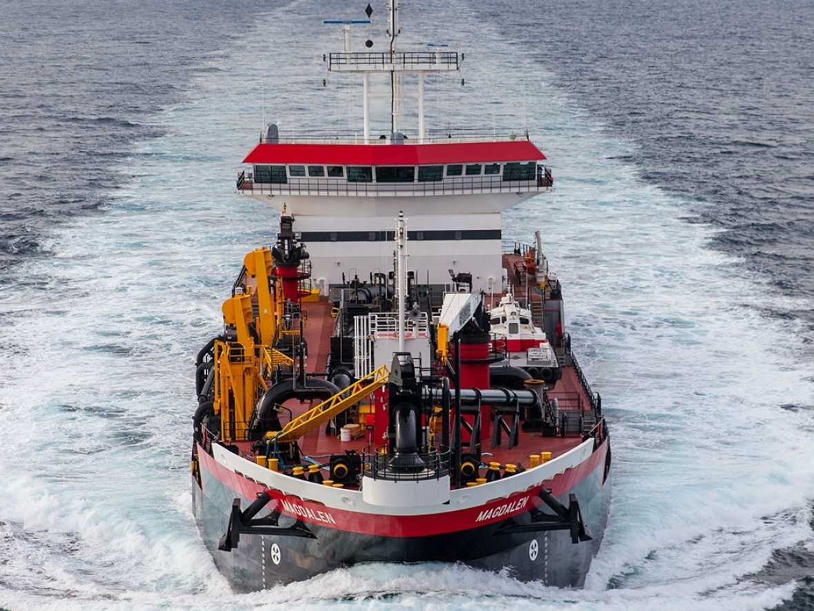 IHC to equip new TSHD for Weeks Marine