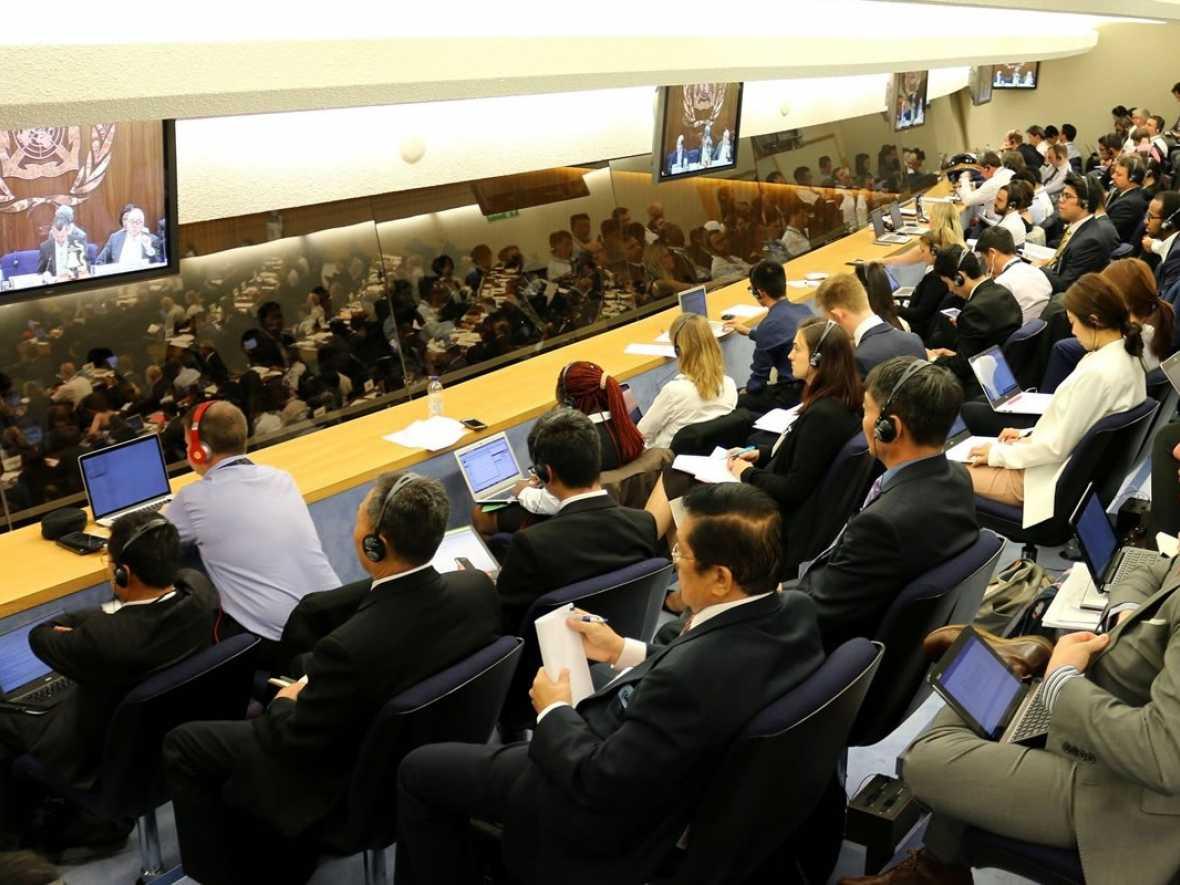 Final ballast treaty amendments now in force