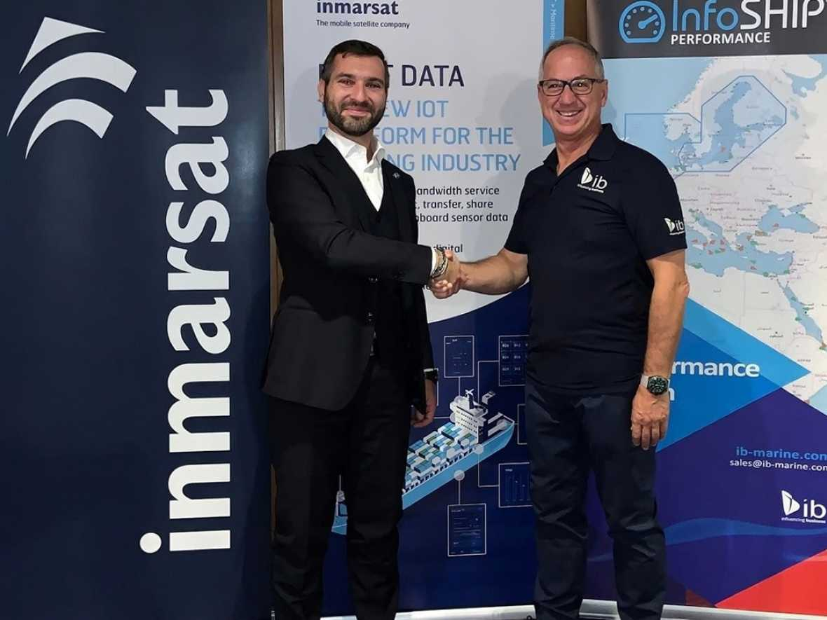 IB Influencing Business becomes Inmarsat Fleet Data application provider