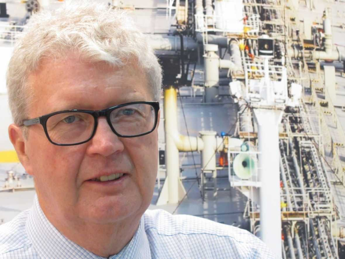 2020 fuel: shipping's 'biggest challenge', says V.Ships technical head