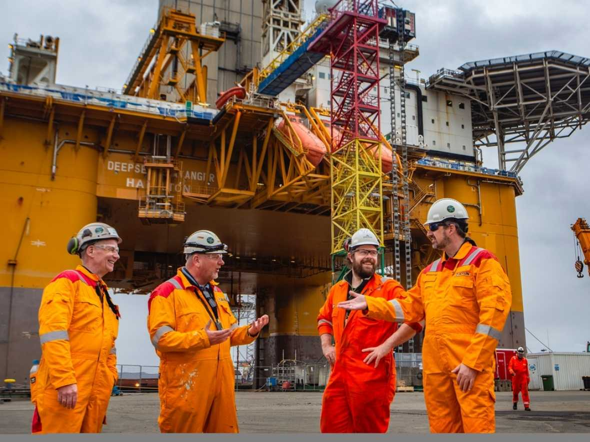 Jotun helps Odfjell Drilling position for success with Total