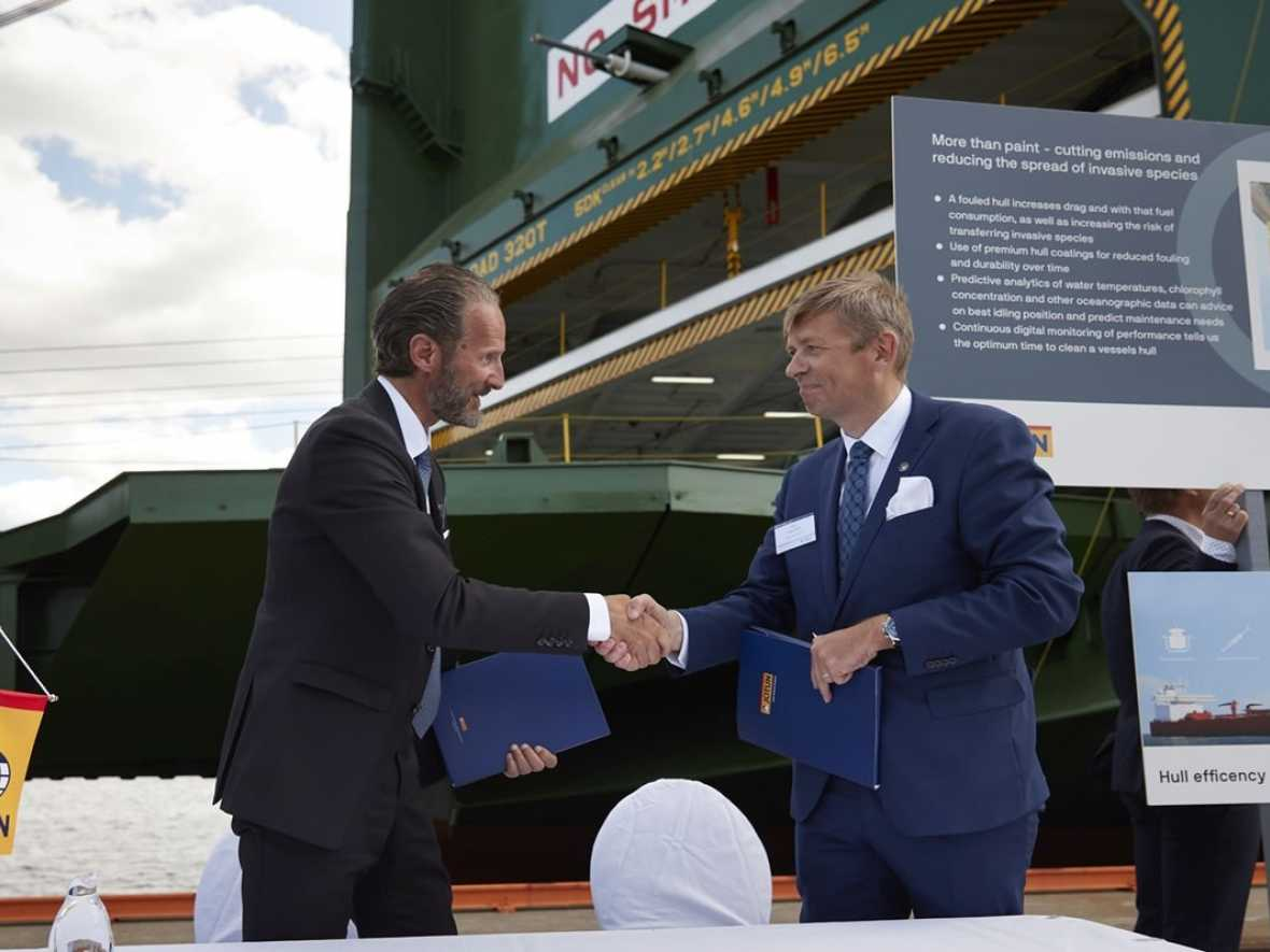 Jotun wins major fleet contract for HPS
