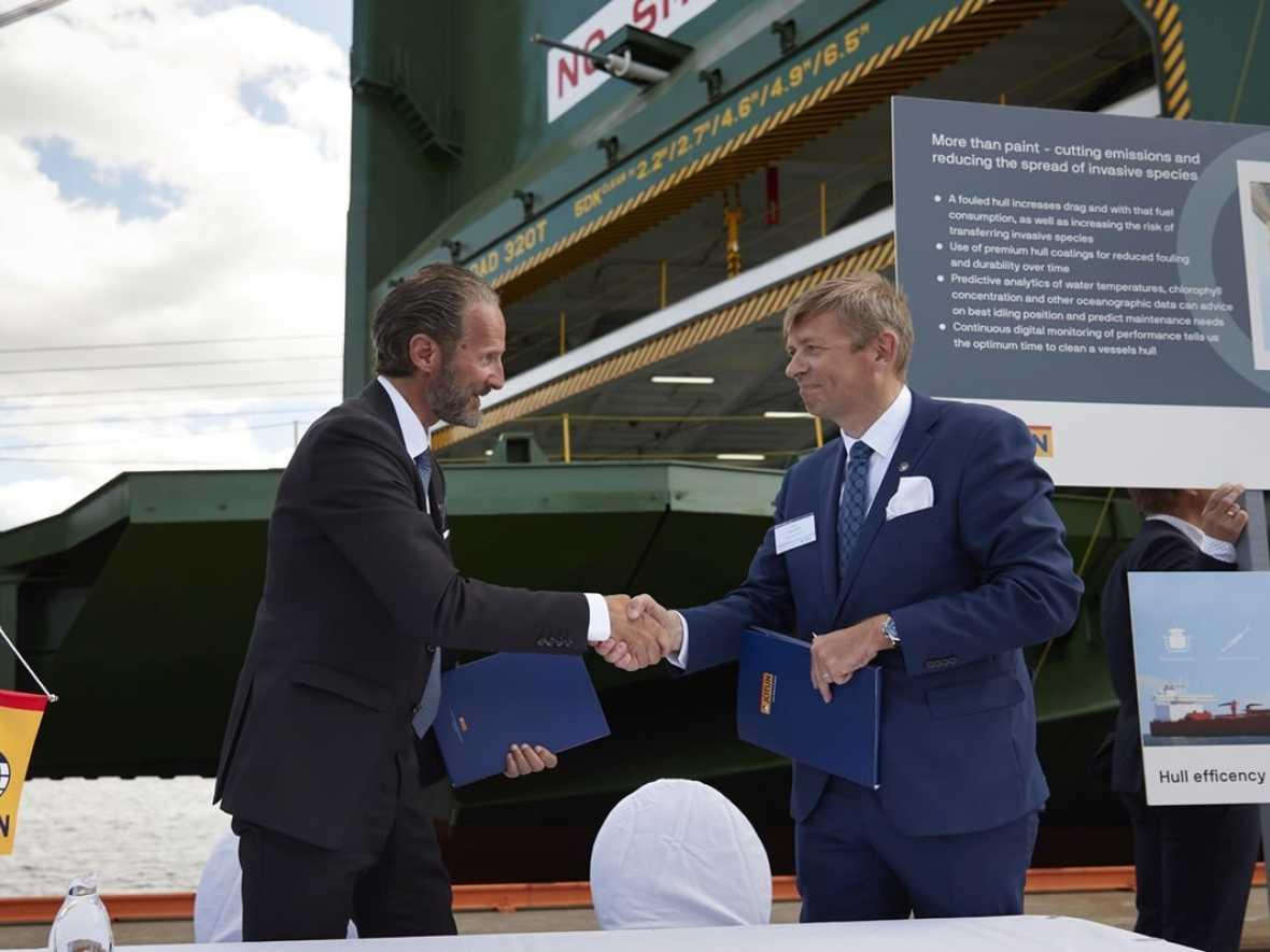 Jotun wins major fleet contract for HPS