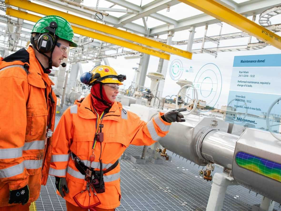 Kongsberg Digital and Shell in digitalisation partnership