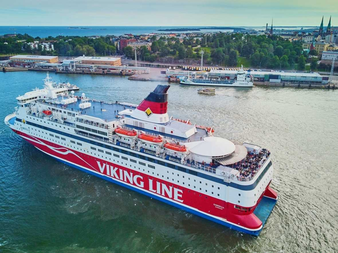 Viking Line to resume operations for essential traffic