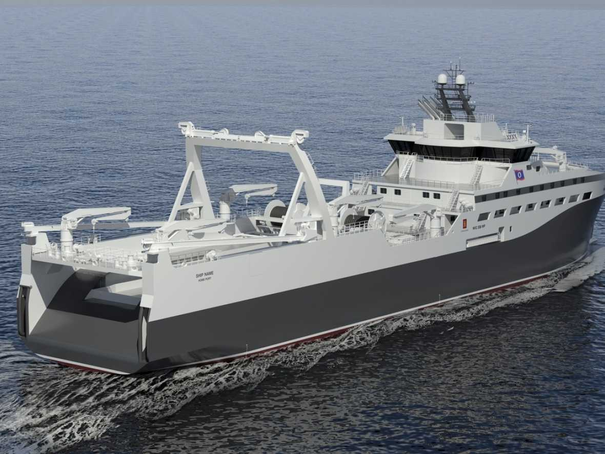 Kongsberg Maritime in deal for new krill vessel for Rimfrost