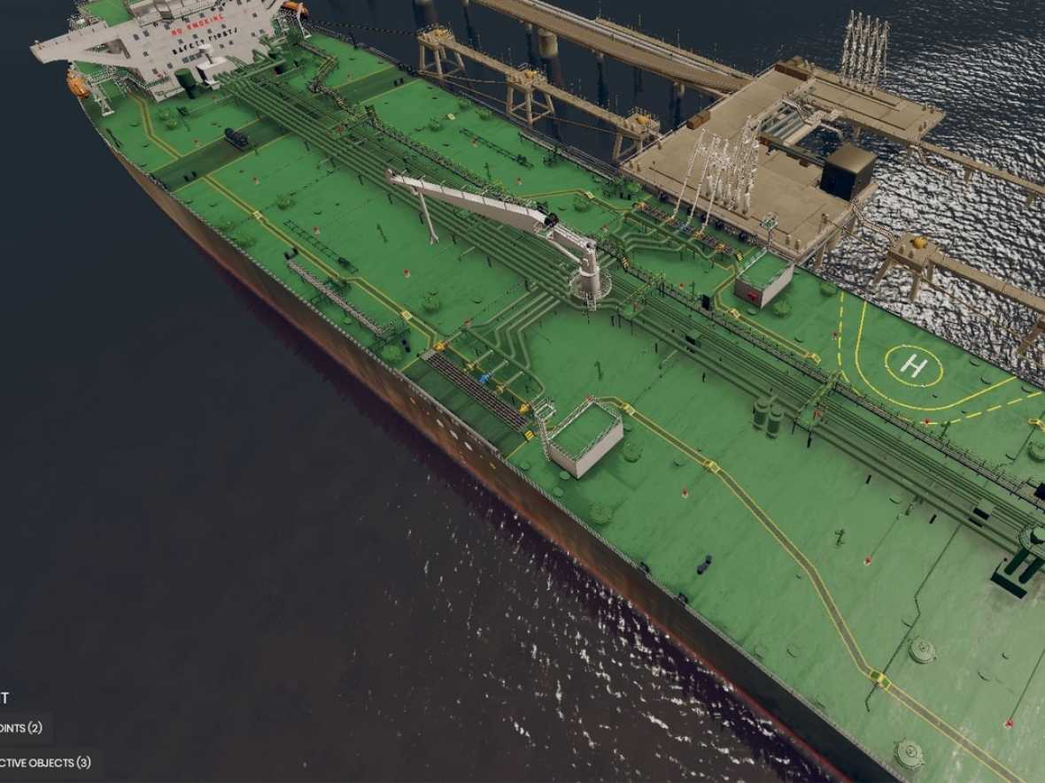 Turkish tanker owner opts for Kongsberg simulators for crew training