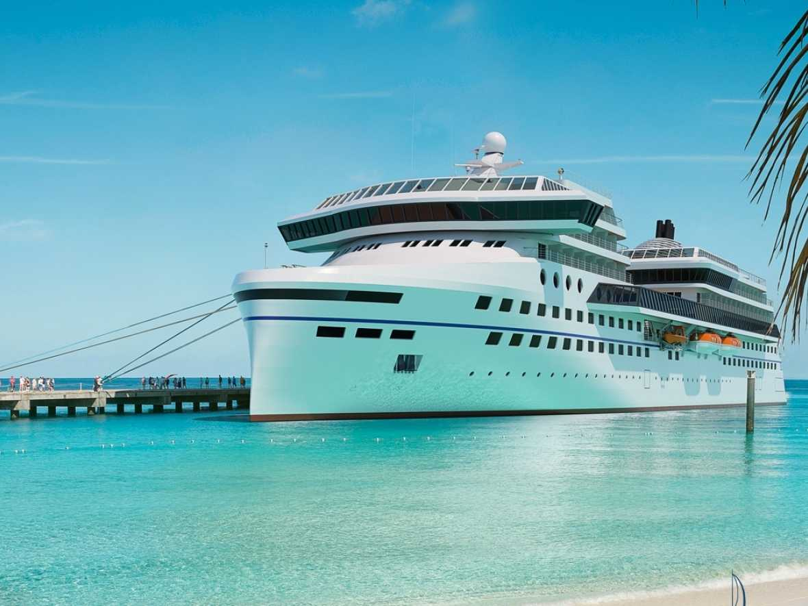 New expedition cruise design features disease control and fuel efficiency