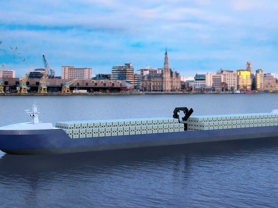 Norwegian autonomous ship project gains EU funding