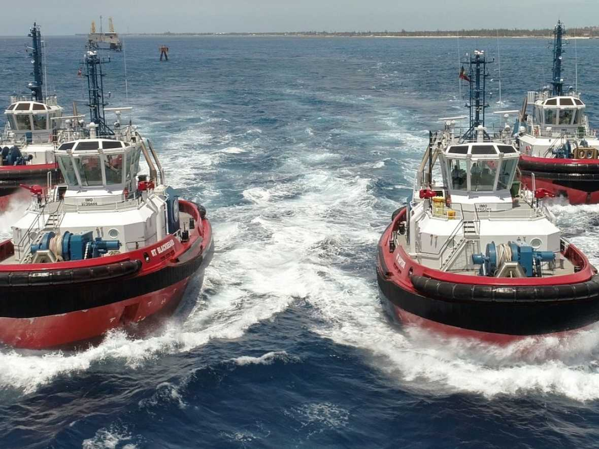 Kotug to build new tugs for Brunei LNG contract