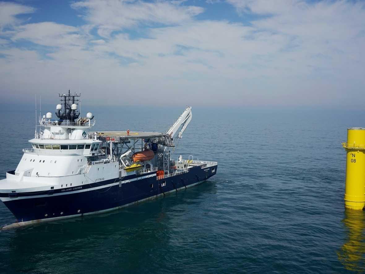 Island Valiant completes successful pioneering exploration task