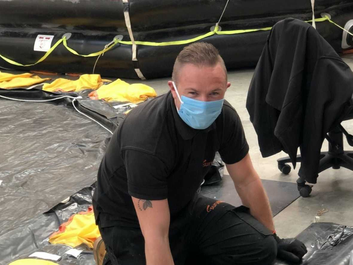 Survitec warns of surge in demand for LSA servicing