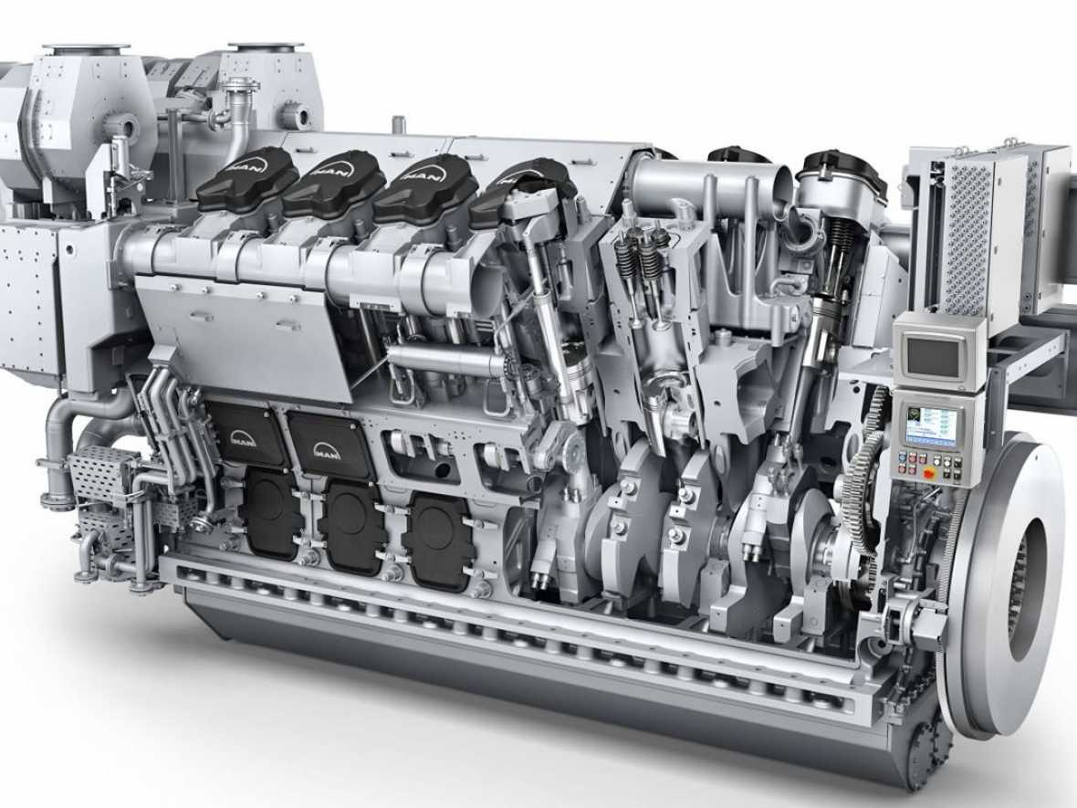 MAN wins 16-engine order from Chantiers