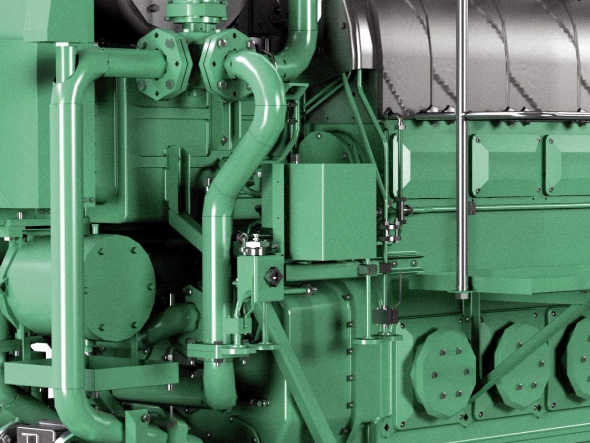 MAN wins first order for engines meeting new Chinese emission rules