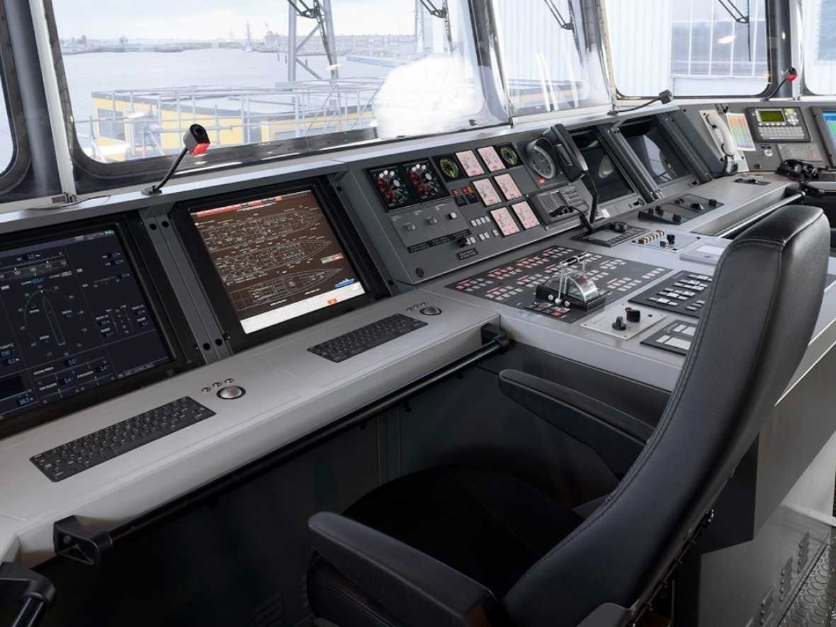 RH Marine and VSTEP cooperate in maritime training simulators