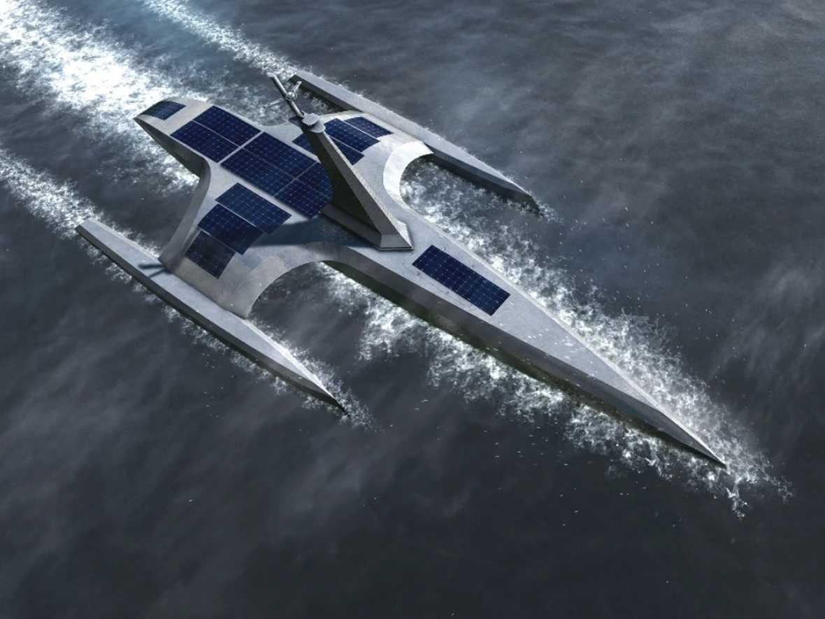 exactEarth joins Mayflower Autonomous Ship Project