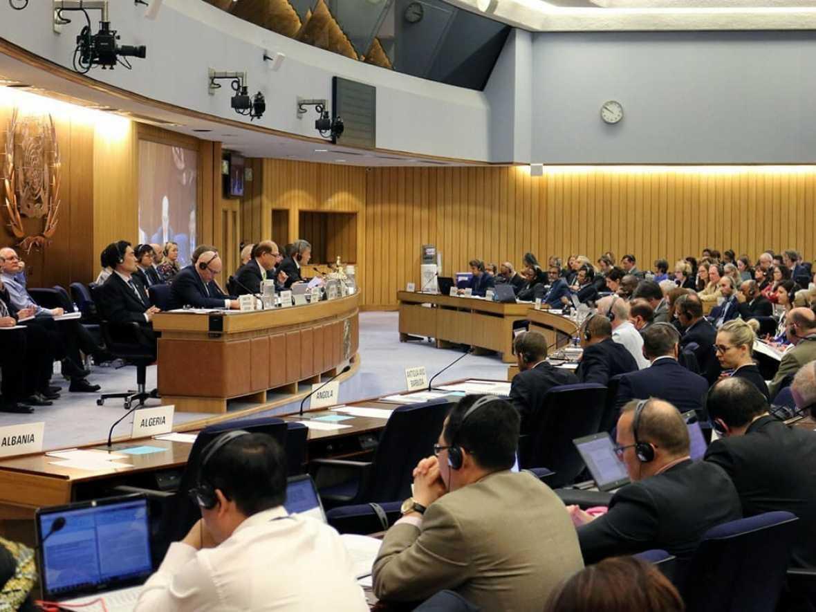 IMO regulatory developments to April 2019