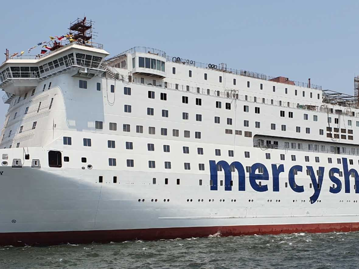 Mercy Ships announces Global Mercy as second hospital ship