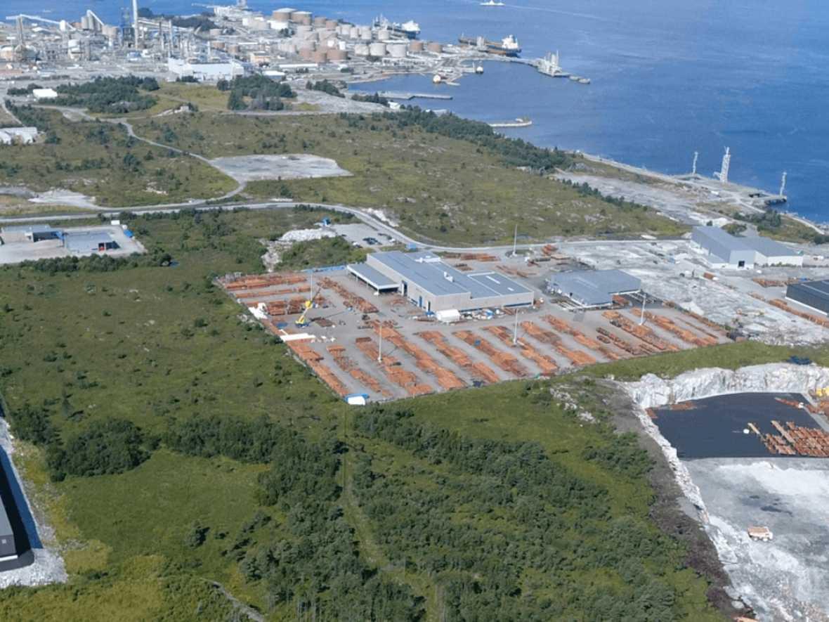 Mongstad set to be Norway's first liquid hydrogen fuel supply port