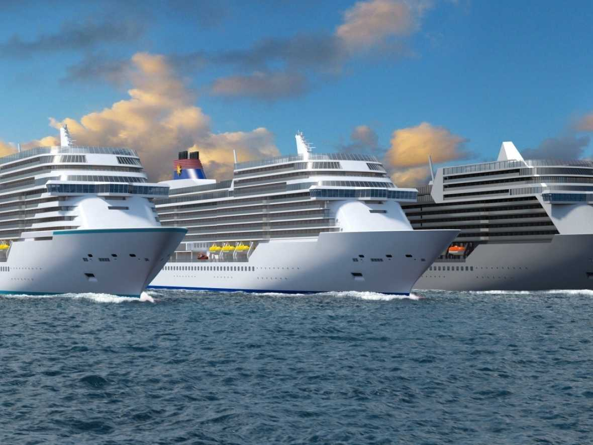 Werften lays cruise ship keel as Genting announces new Universal Class