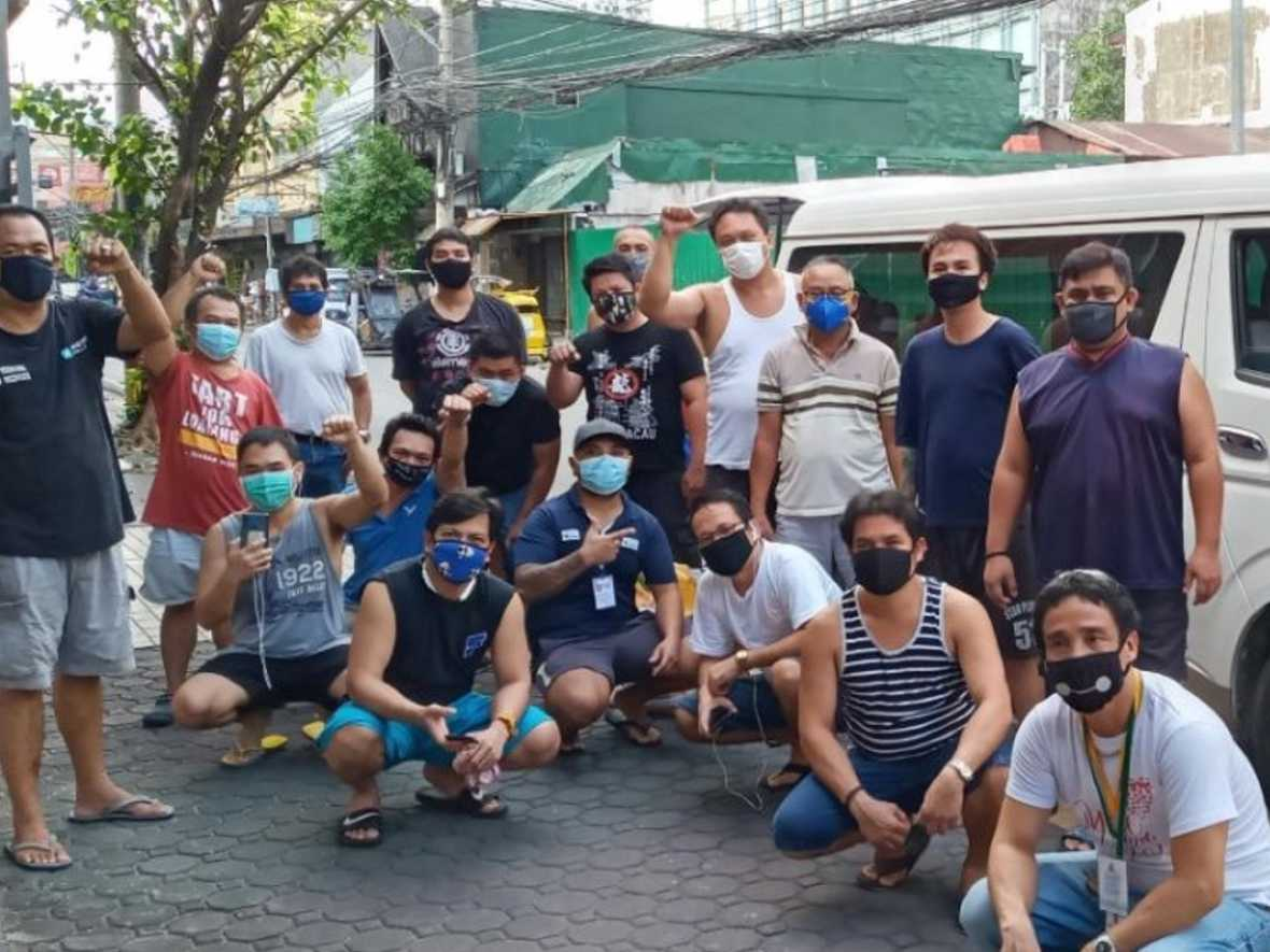 Mission to Seafarers aiding crew affected by Manila lockdown