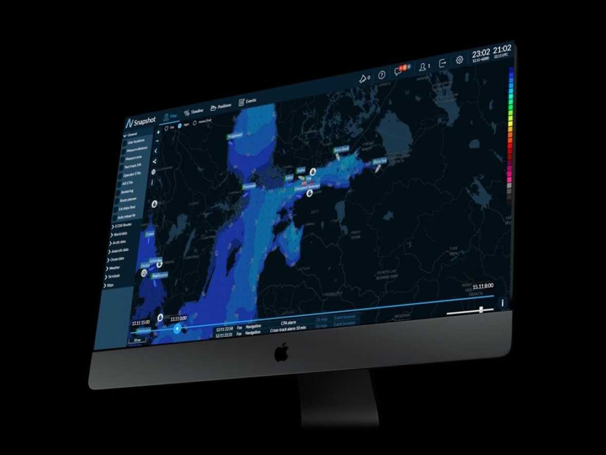 nauticAi is newest Inmarsat Fleet Data application provider