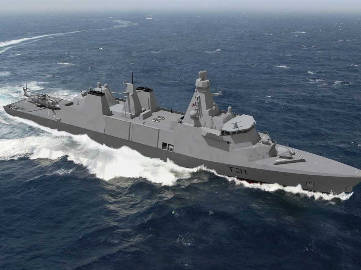 Rolls-Royce wins major engine contract with Royal Navy