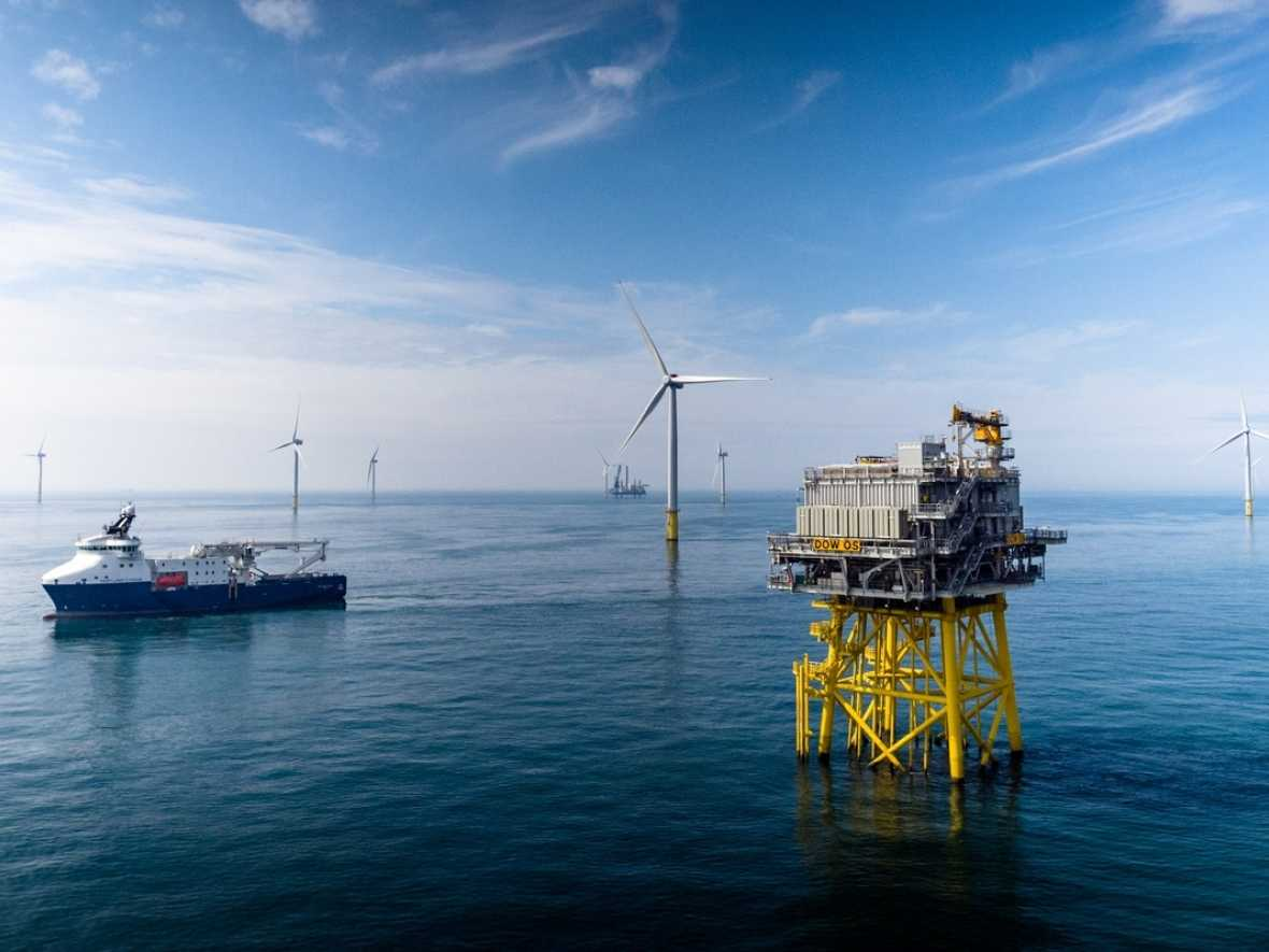 GIEK expands activity in offshore wind