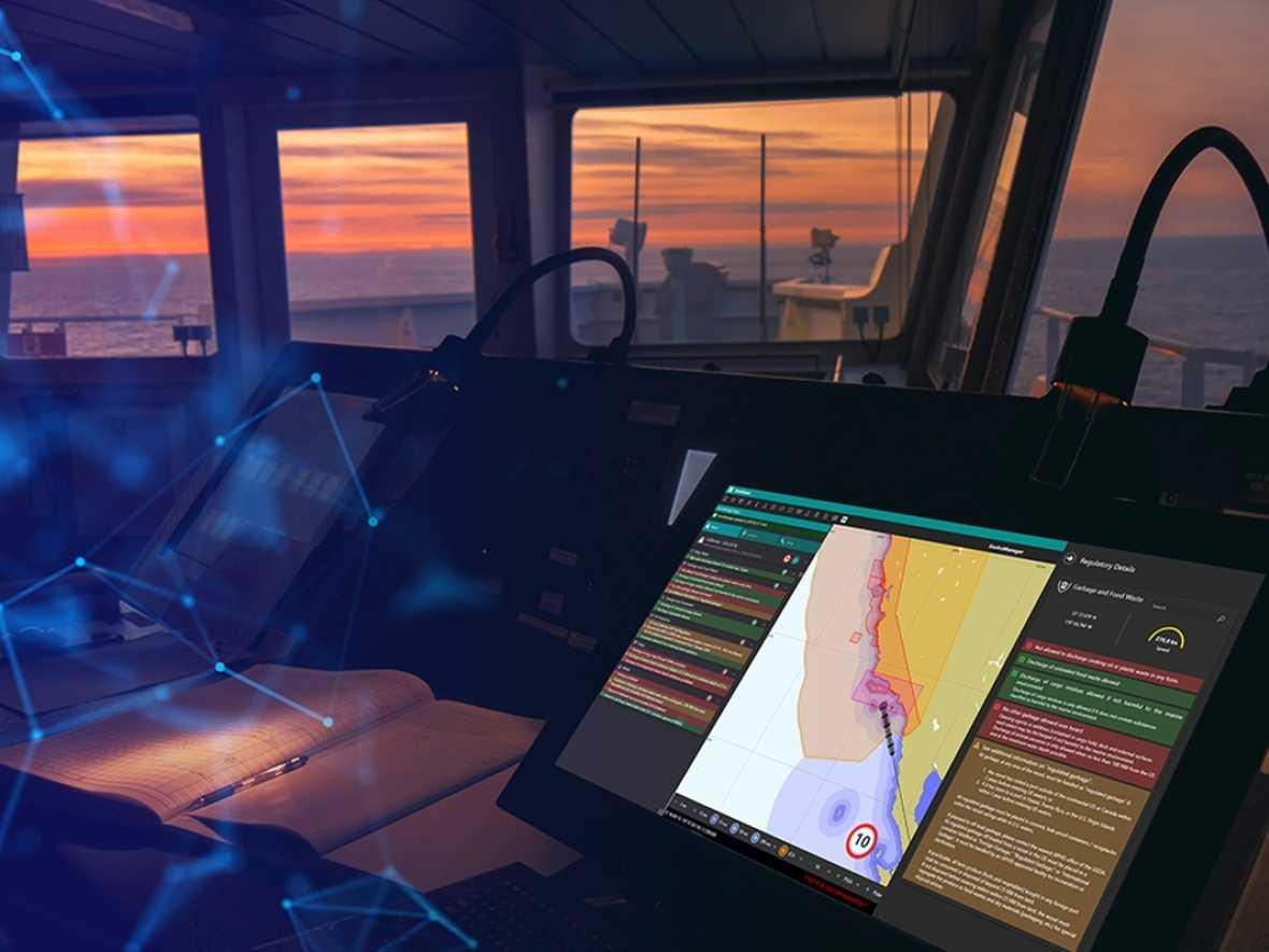 Intership Navigation opts for OneOcean's EnviroManager