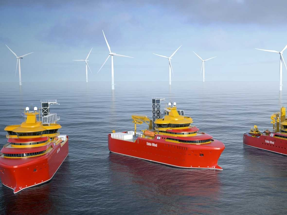 Voith wins OSV propulsion contract