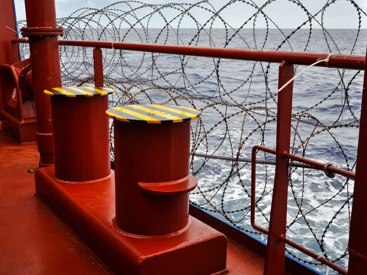 New security guidance for ships operating off West Africa and the Gulf of Guinea