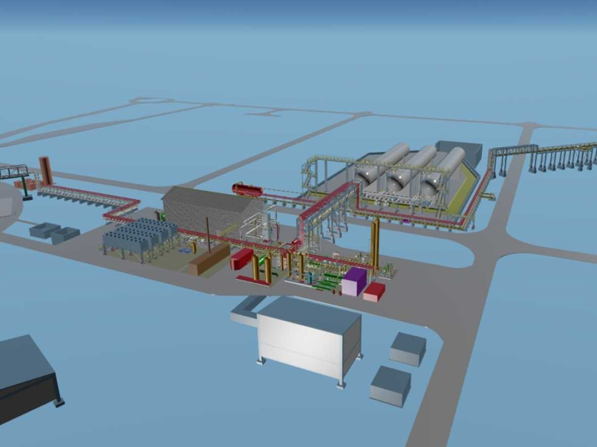 Wärtsilä wins LNG/bioLNG production plant contract