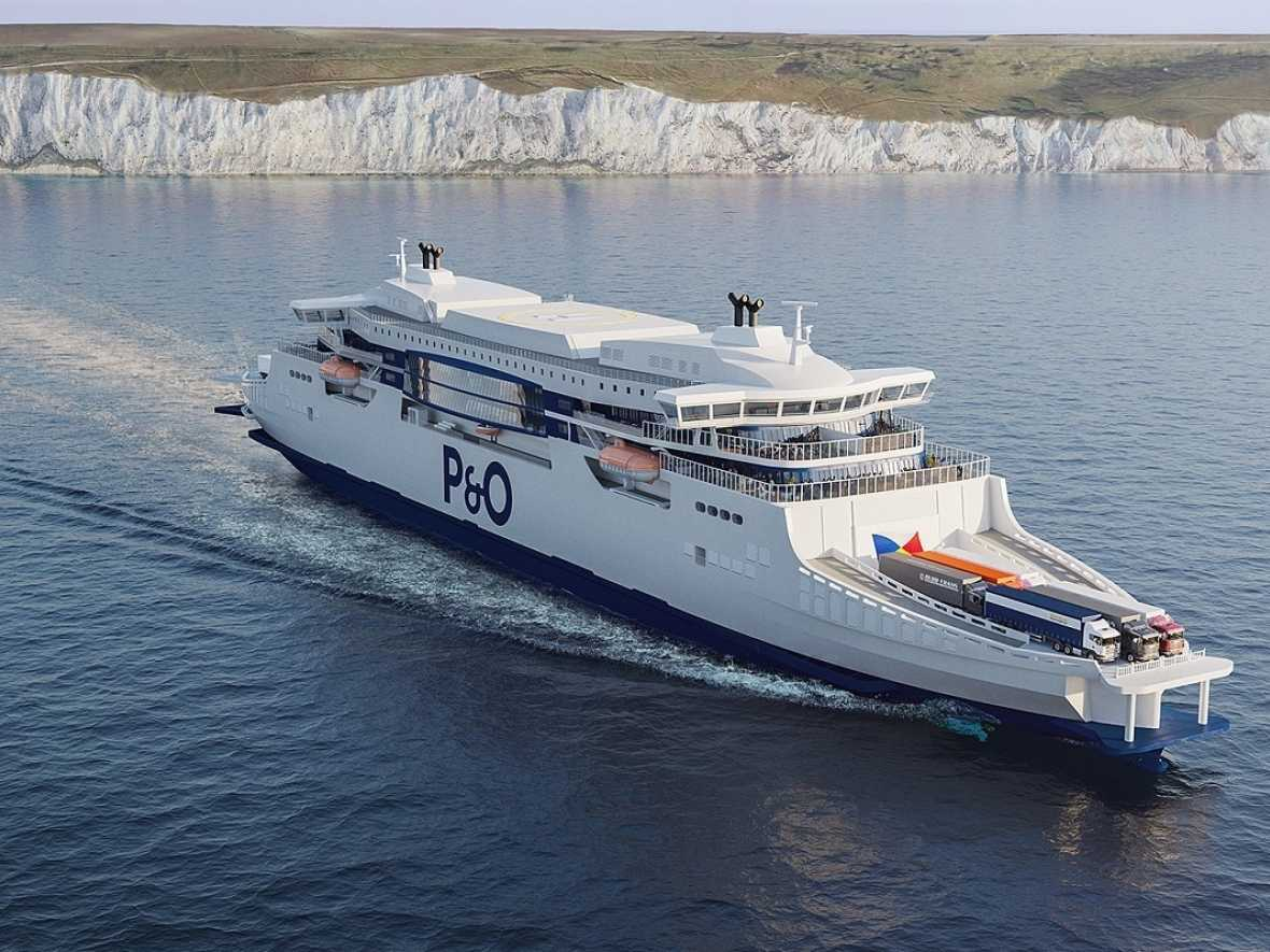 ABB wins P&O super-ferries deal