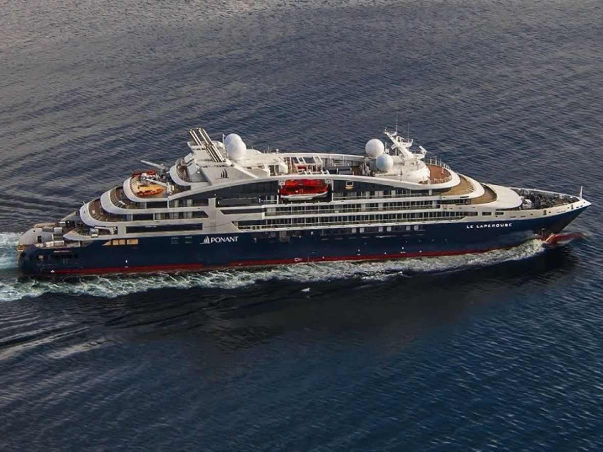 Fincantieri wins two-ship Ponant cruise order