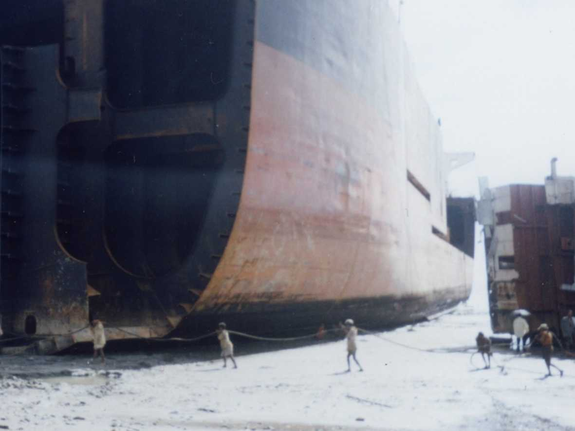 ECSA urges EU to recognise India's scrapping clean up