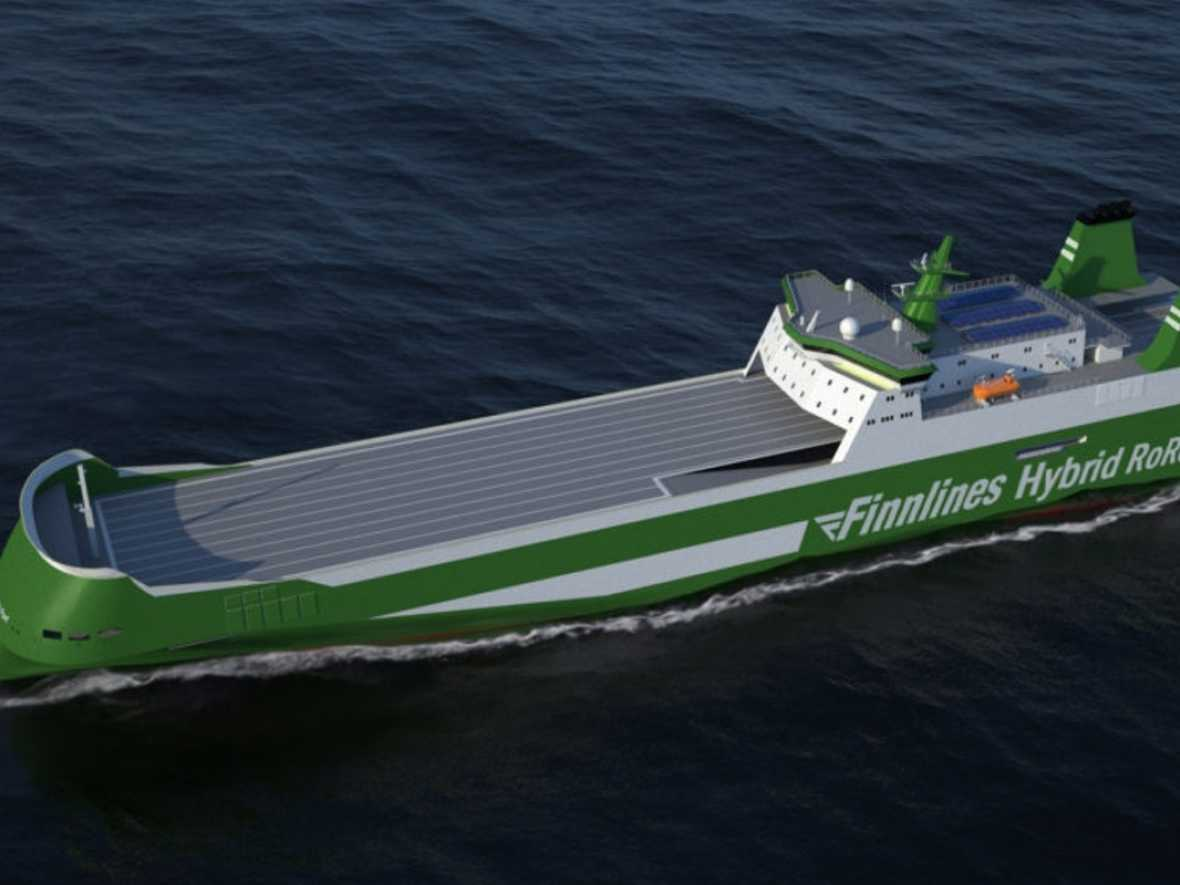 Finnlines opts for MAN engines for new ro-ro trio