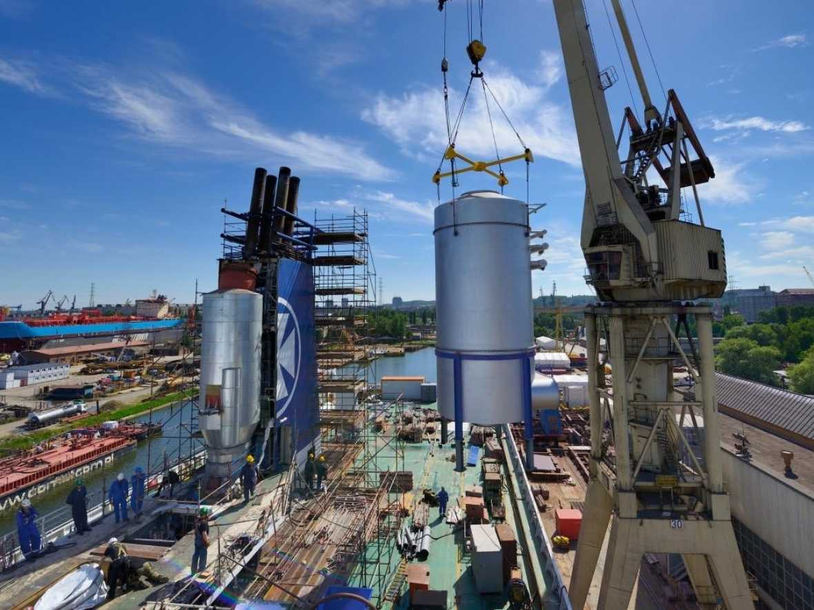 What shipowners need to know before purchasing a scrubber