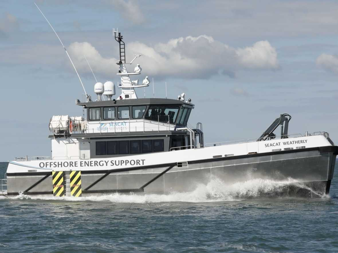 Seacat gets first Chartwell 24