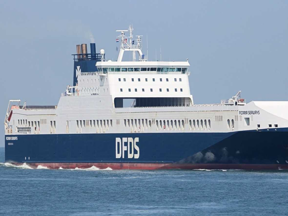 DFDS chalks up a decade of scrubber use