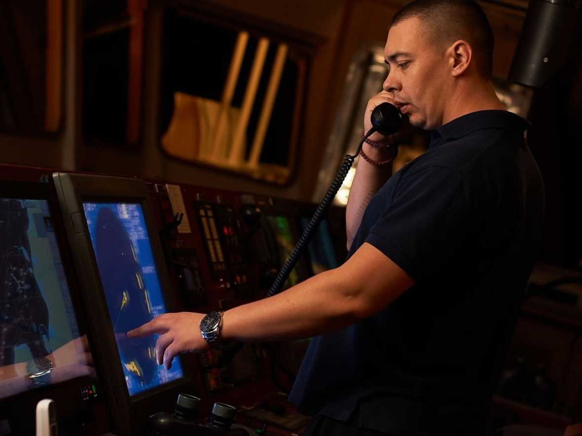 GMDSS  - Mandatory marine safety communications