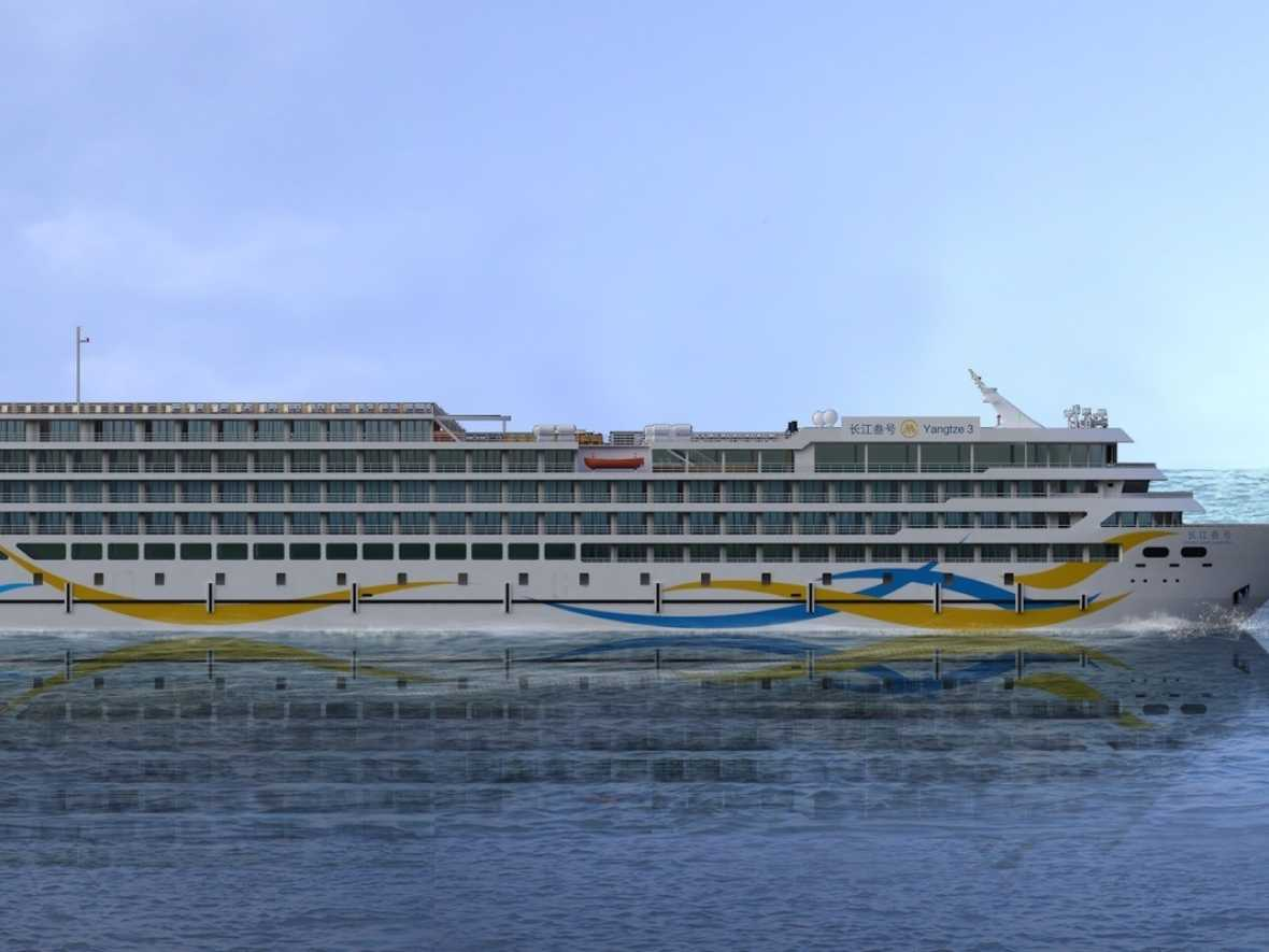 Schottel wins contract to power Yangtze cruiser