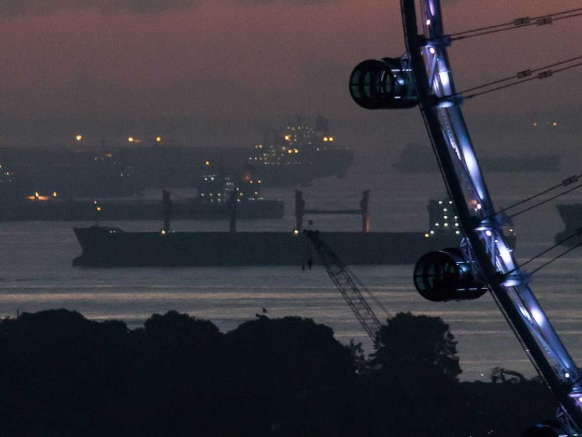 Singapore report high compliance with 2020 but detains two ships