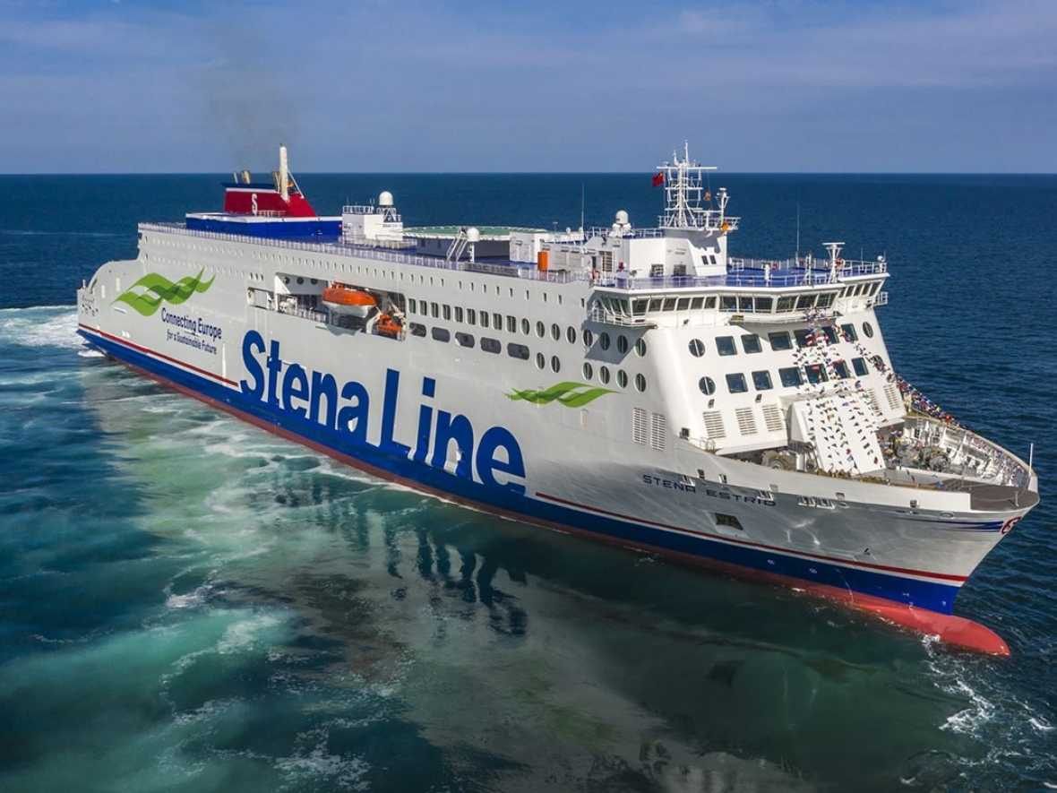 Stena's first of five completes successful trials