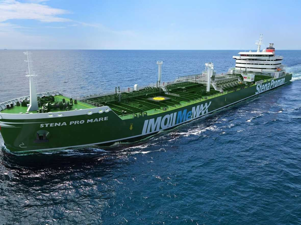 JV orders methanol-fuelled ships from China