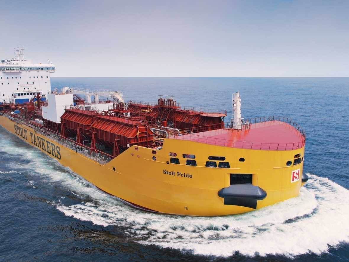 Marlink to upgrade Stolt Tankers communcations