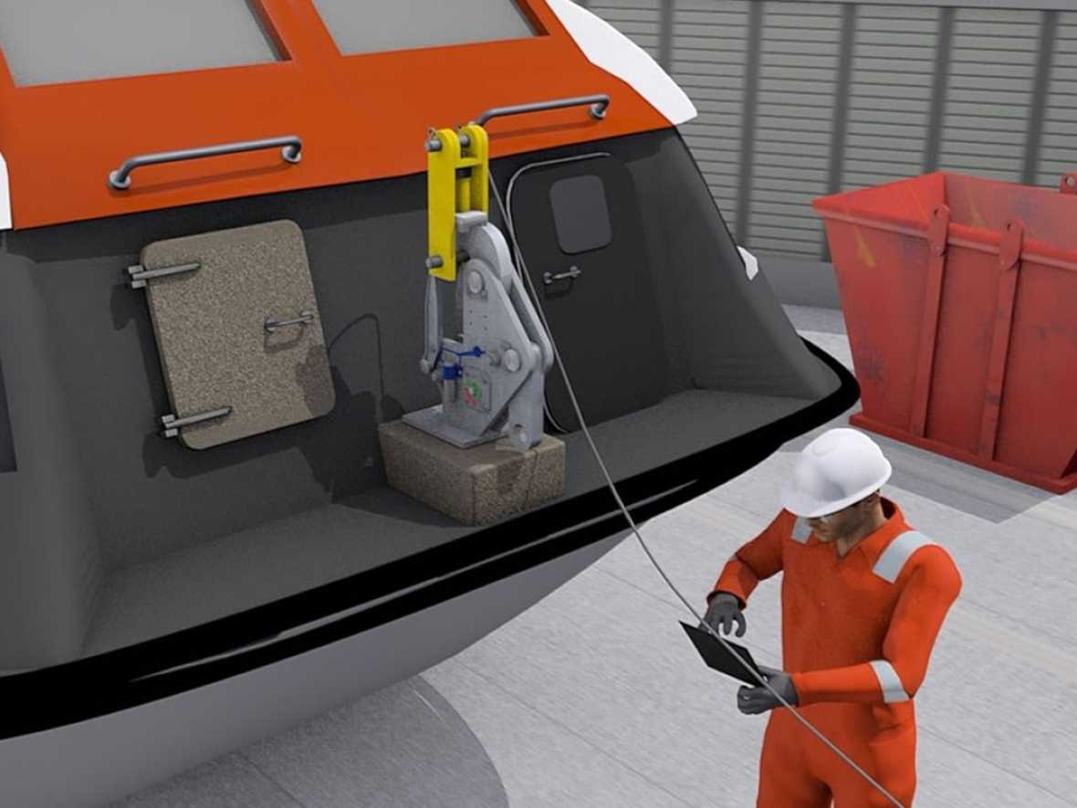 Shipping should adopt safer lifeboat testing, Survitec says
