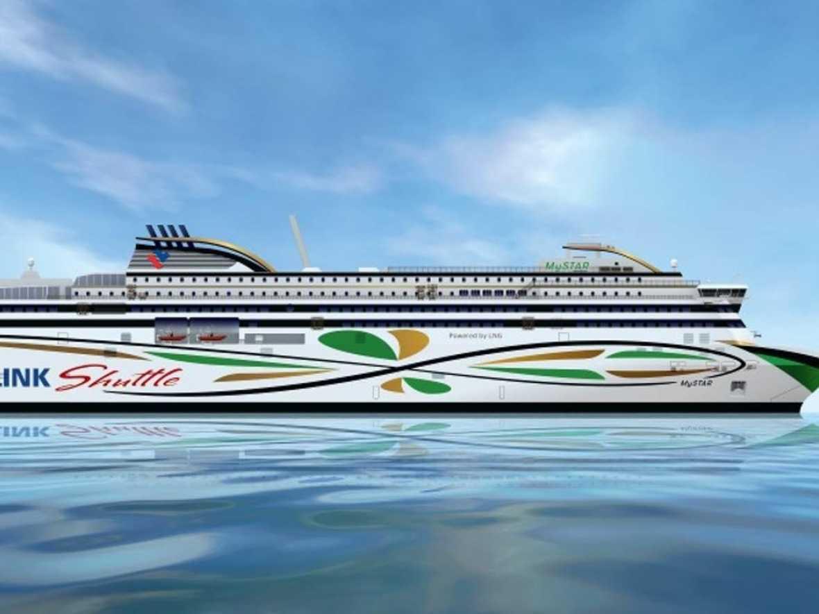 MAN to power MyStar ferry