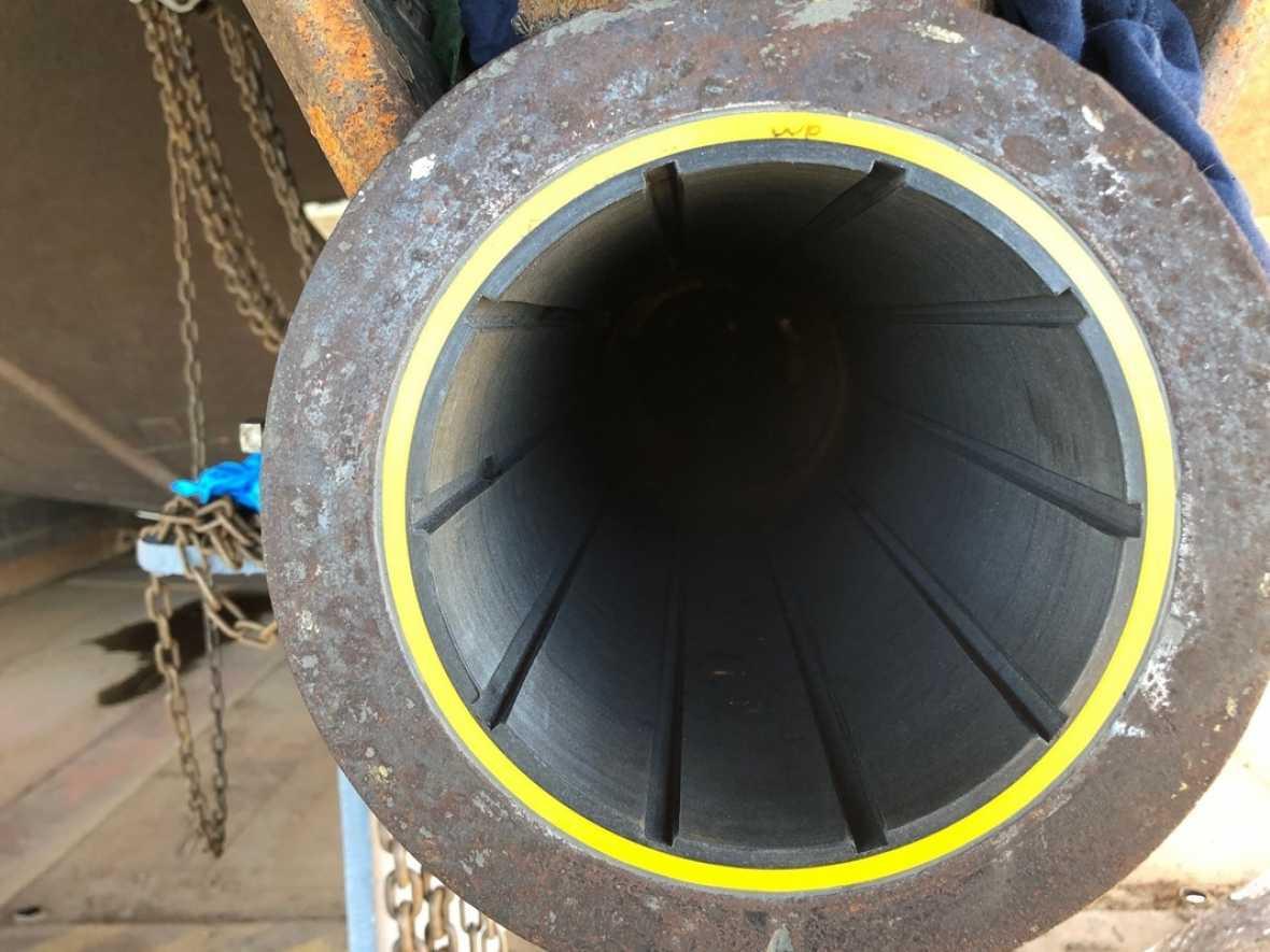 Bearing change solves drydocking problem