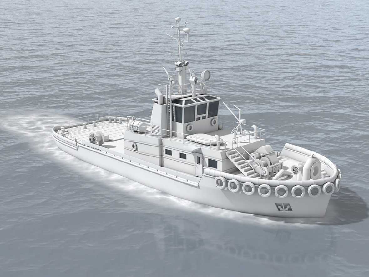 ABB and Keppel to trial autonomous tugs in Singapore